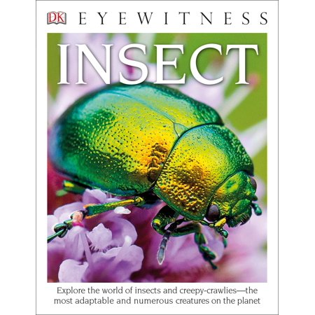 DK Eyewitness Books: Insect (Is A Insect An Animal)