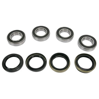 Pivot Works Front Wheel Bearing Kit for Yamaha KODIAK 400