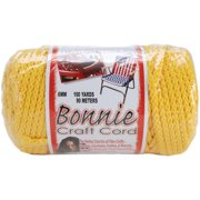 Pepperell Braiding BB6-100-025 Bonnie Macrame Craft Cord 6mm 100 Yards