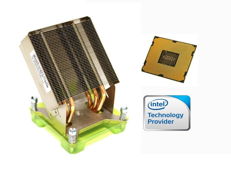 Intel Xeon E5-2630V2 SR1AM Six Core 2.6GHz CPU Kit for HP Z820 by HP
