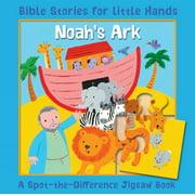 Noah's Ark : A Spot-the-Difference Jigsaw Book