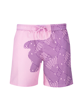 Leopard Cheetah Print Colorful Boy Beach Pants Board Shorts Swim Light and Comfortable Swim Trunks