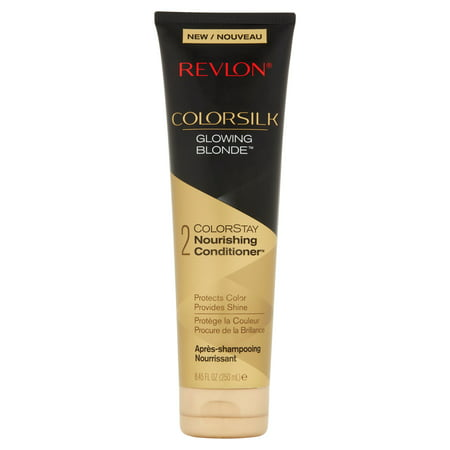 Revlon Colorsilk Glowing Blonde 2 Colorstay Nourishing Conditioner 8 45 Fl Oz