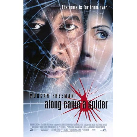 Along Came a Spider POSTER Movie Mini Promo