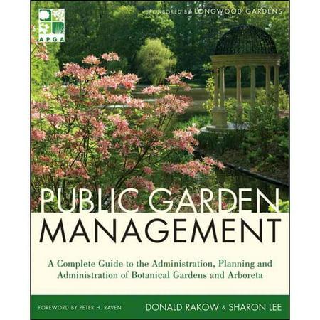Public Garden Management by