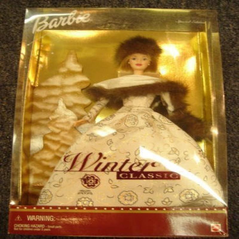 Mattel Winter Classic Barbie Special Edition
