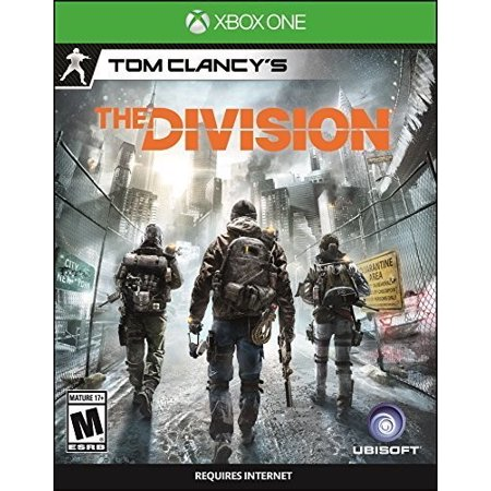 Tom Clancy's: The Division, Ubisoft, Xbox One, 887256014513