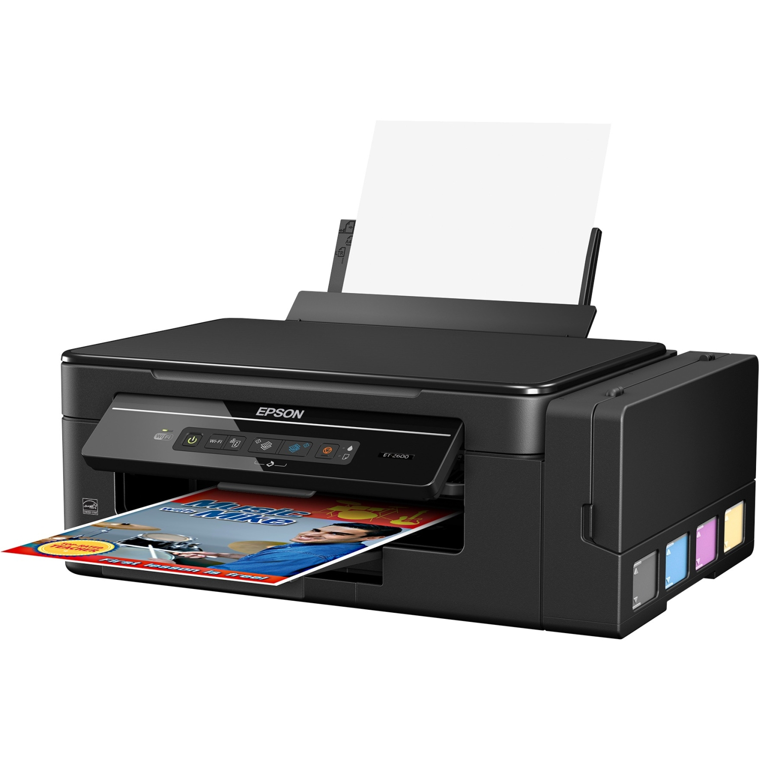 Epson Expression ET-2600 EcoTank All-in-One Supertank Printer