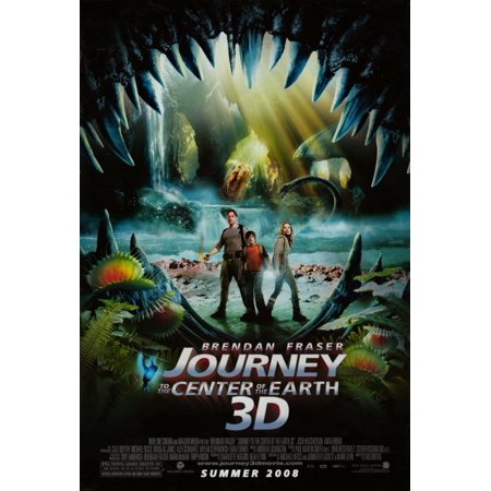 Journey To The Center Of The Earth Poster Movie  27X40