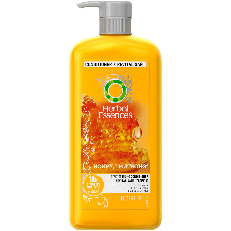 Herbal Essences Honey, I'm Strong Strengthening Conditioner, 33.8 oz