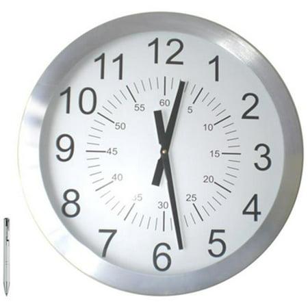 Ruda Overseas 304 Metal Jumbo 24 Inch Wall Clock