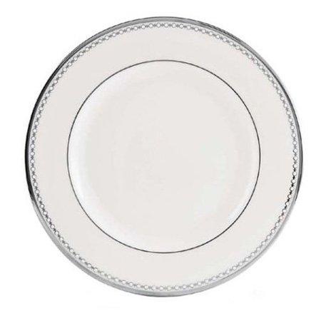 Lenox Pearl Platinum Salad Plate - Set of 2