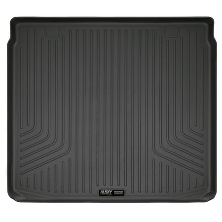 Husky Liners Cargo Liner Fits 17-18 CR-V (With adjustable cargo floor in upper