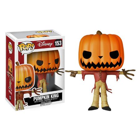 Pop! Disney: Nightmare Before Christmas-jack The Pumpkin King[september] (Funko) - Disney Pumpkin
