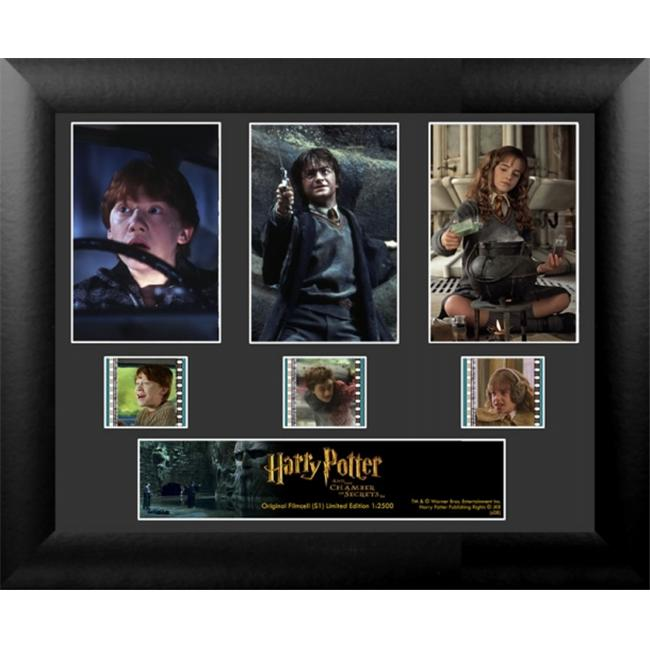 Film Cells USFC5066 Harry Potter And The Chamber Of Secrets - 3 Cell Standard - Series 1