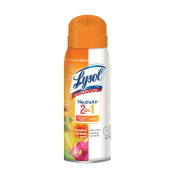 Lysol Disinfectant Neutra Air Tropical Breeze Scent 10 oz