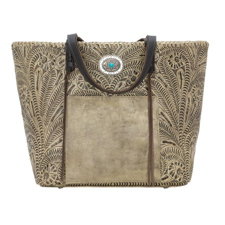 American West Santa Barbara Large Shopper -