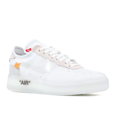 size 40 67346 c1937 Nike - Men - The 10 : Nike Air Force 1 Low 'Off-White' - Ao4606-100 - Size  7 | Walmart Canada