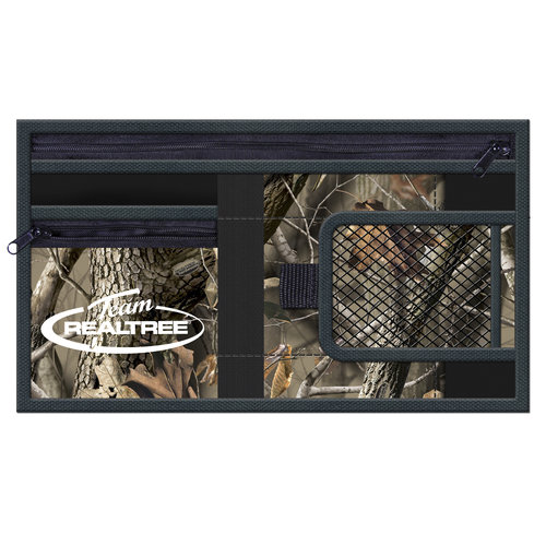 Team Realtree Visor Organizer