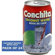 Conchita Coconut Water 10.4 fl oz (Pack of 24) Agua de Coco
