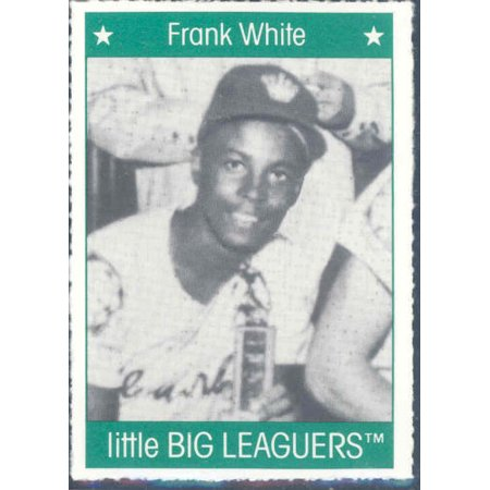 1991 More Little Big Leaguers Frank White Royals Little League Photo](Big Frank)