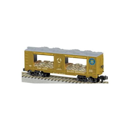 American Flyer 6-48845 S Scale Fort Knox Mint Car