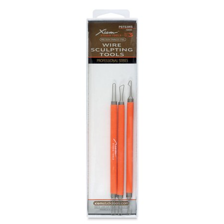 Xiem Studio Double Ended Wire Sculpture Tools - Set of 3