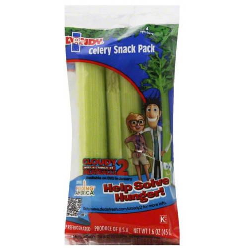 Celery Snack Pack, 4 pack, 8 oz
