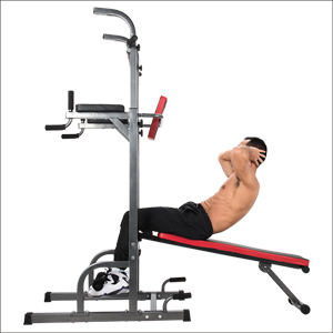 power tower with push up, pull up, and dip stations walmart compower tower with push up, pull up, and dip stations