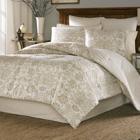 Stone Cottage Bedding Belvedere 4 Piece Reversible Comforter Set
