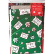 Ddi Xmas Gift Boxes - 6 Pk - Asst. 4 Sizes (pack Of 20)
