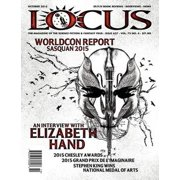 Locus Magazine, Issue #657, October 2015 - eBook