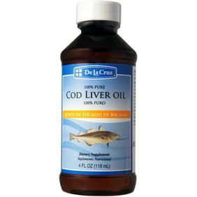 Spring Valley Cod Liver Oil 1 050 Mg Omega 3 8 Fl Oz