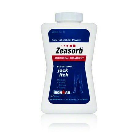 Zeasorb-Af Antifungal Jock Itch Super Absorbant Powder , 2.5 oz (71 - Jock Itch Powder