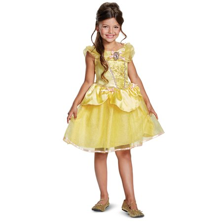 Belle Classic Costume - Cheap Belle Costume