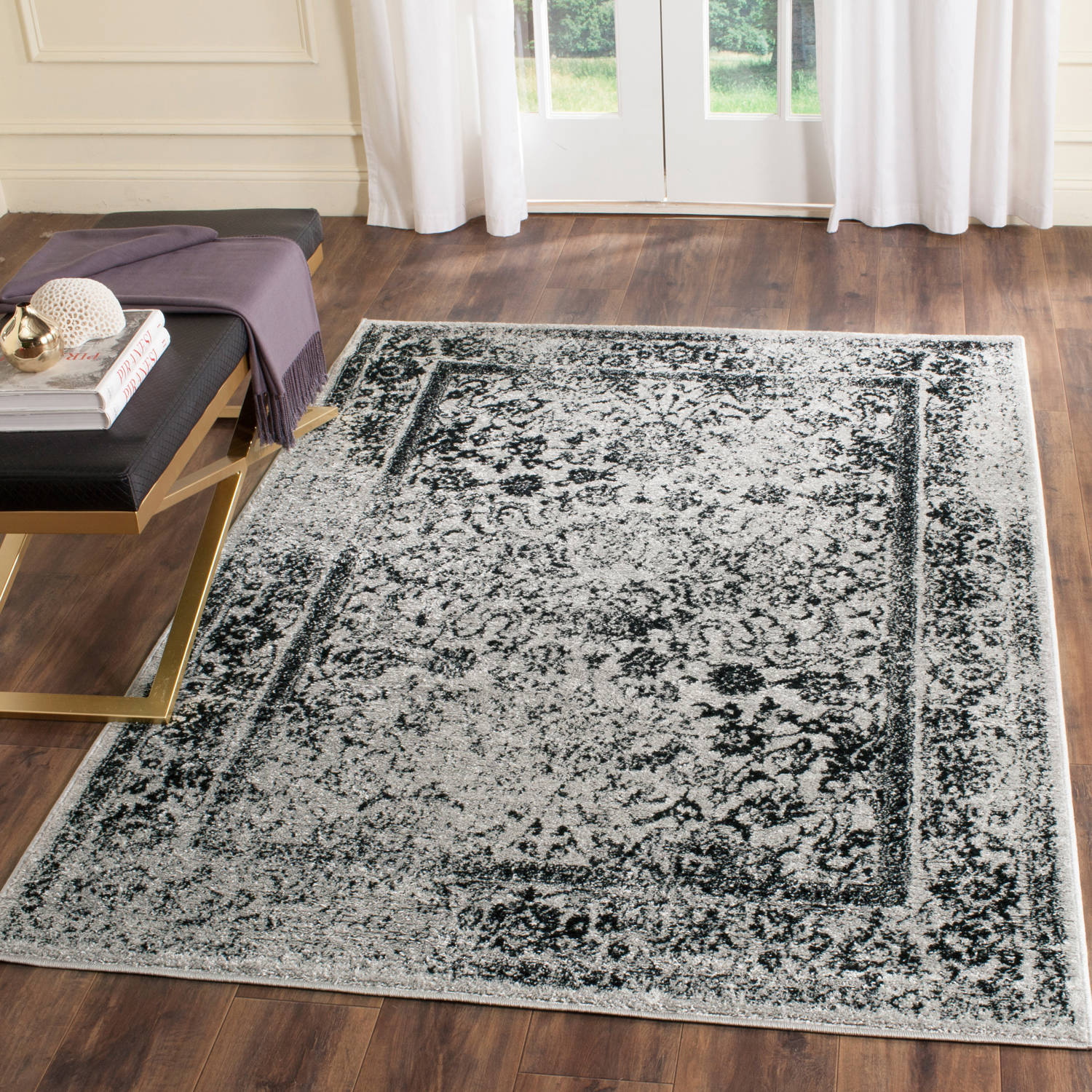 Safavieh Shawn Area Rug Or Runner Walmart Com