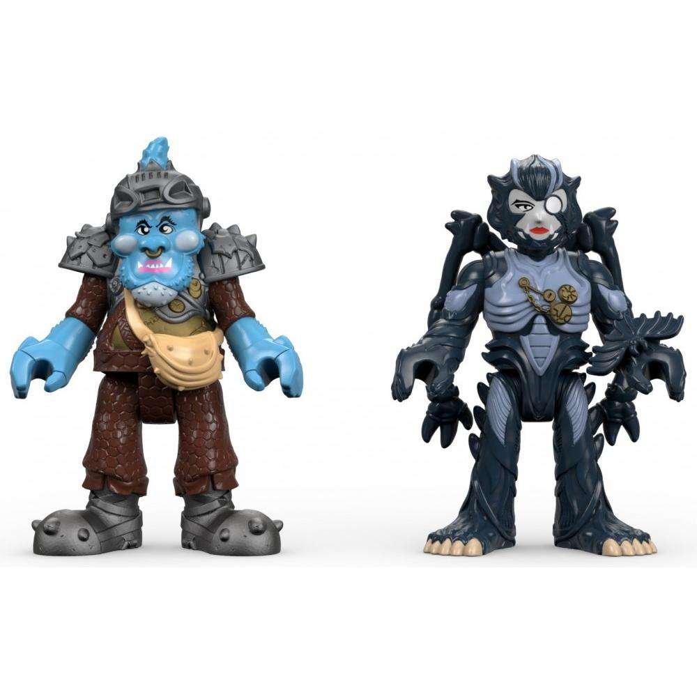IMaginext Power Rangers Squat & Baboo by FISHER PRICE
