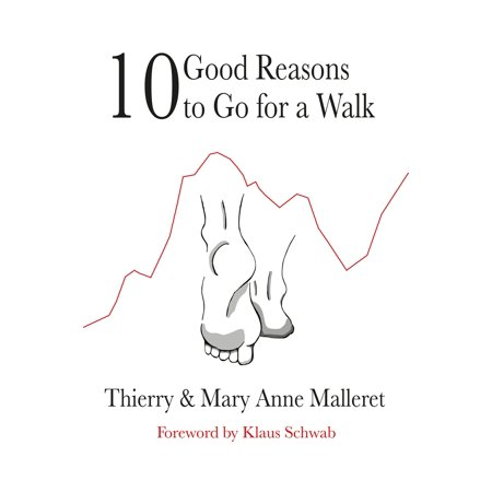 Ten Good Reasons to Go for a Walk - eBook (Good Reasons To Go To Law School)