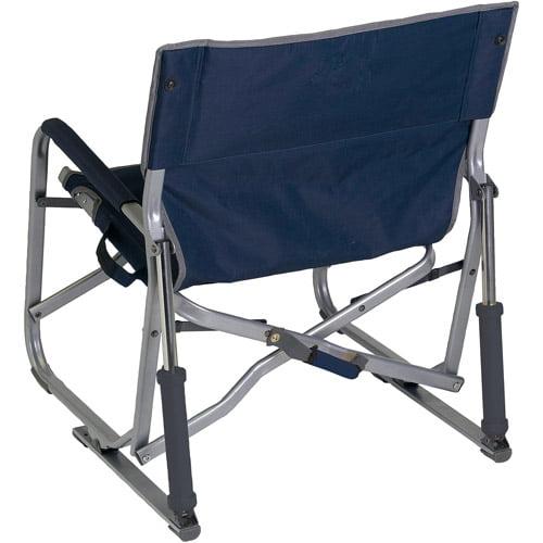 Astounding Ozark Trail Portable Rocking Chair Inzonedesignstudio Interior Chair Design Inzonedesignstudiocom