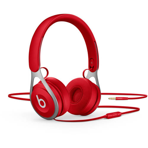 Beats EP Wired Headphones - Red