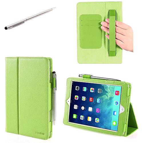 i-Blason Slim Book PU Leather Case for Apple iPad mini with Retina, Assorted Colors