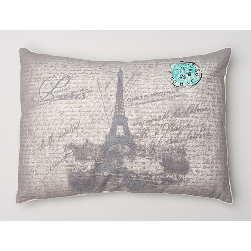 Amity Home Paris Linen Lumbar  Pillow