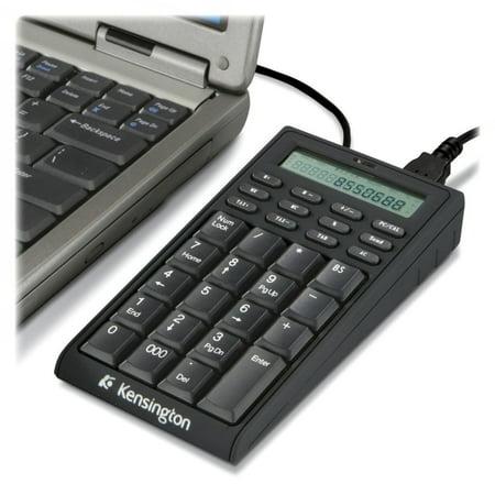 Kensington 72274 Notebook Keypad Calculator with USB Hub PC & MAC Compatible USB 19 Key Mac, PC USB Hub,... by