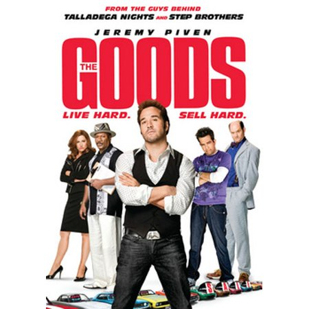 The Goods: Live Hard, Sell Hard (DVD) (Best Place To Sell Back Dvds)