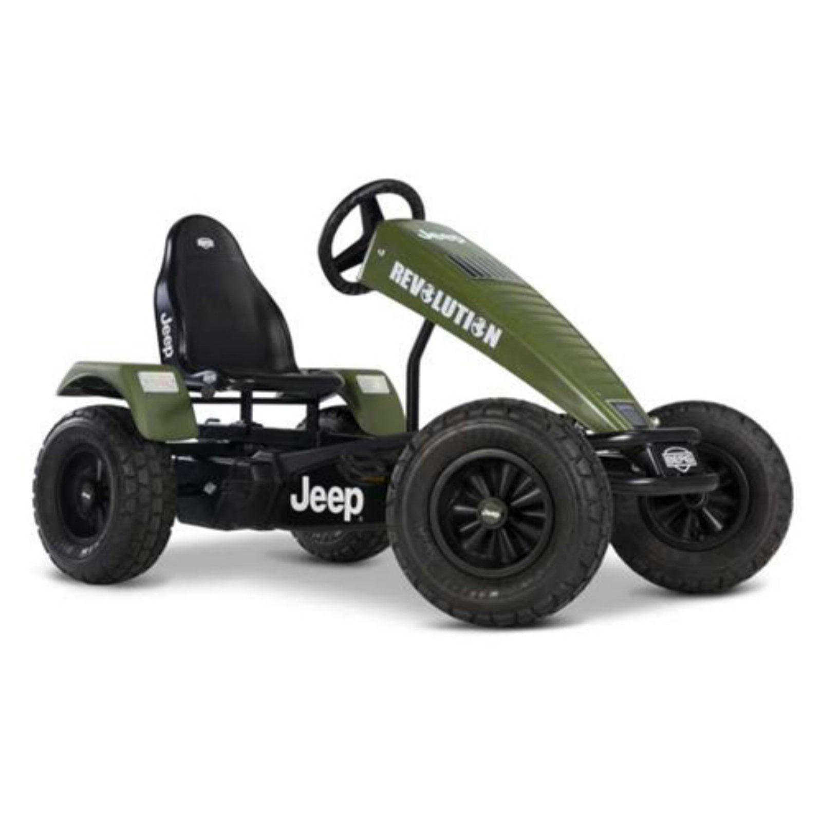 Berg Pedal Go Kart Jeep Revolution BFR by Berg USA