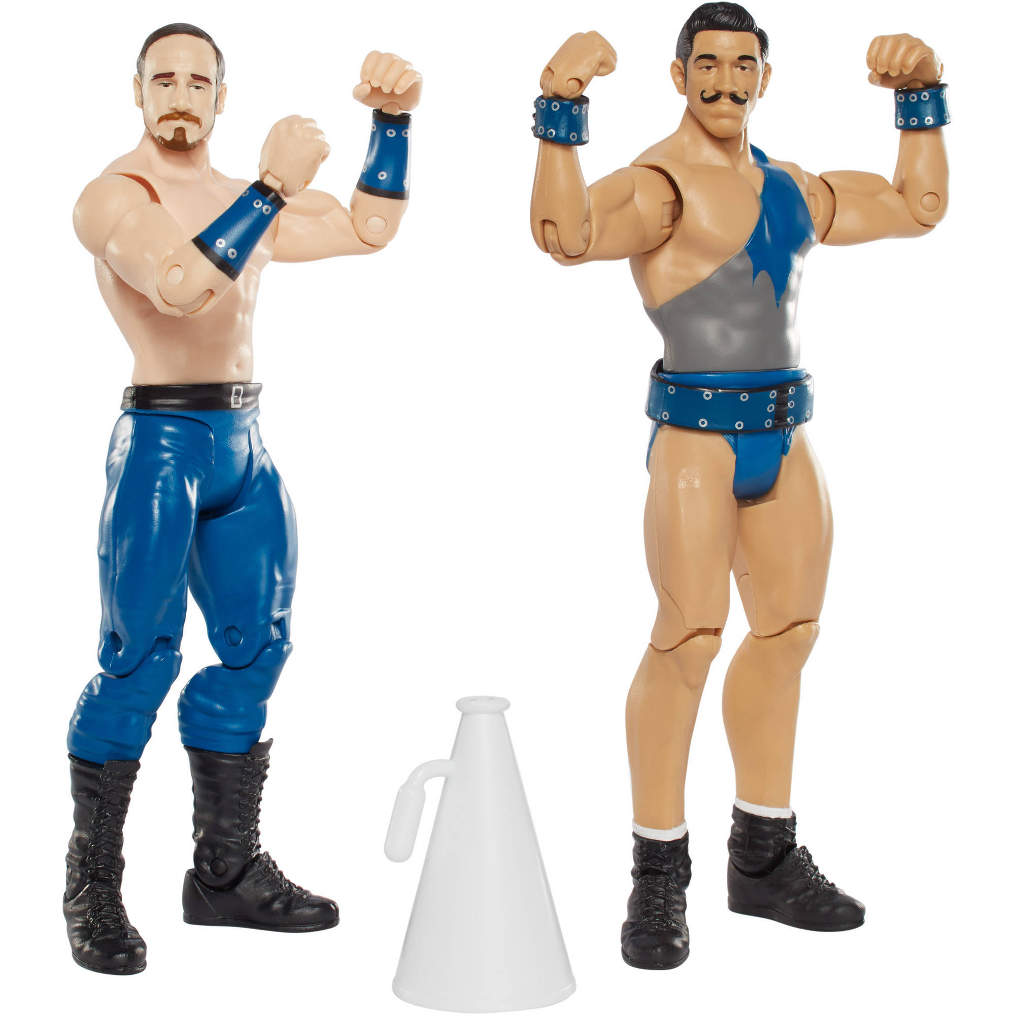 WWE Aiden English and Simon Gotch Figure, 2-Pack by Mattel