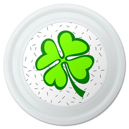Lots of Luck Lucky Irish Four Leaf Clover Novelty 9