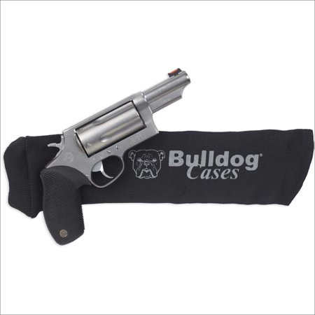 "Bulldog BD150 Gun Sock Handgun Knit Black 14"" L x 4"" W"