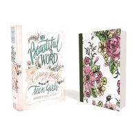 Beautiful Word: NIV, Beautiful Word Coloring Bible for Teen Girls, Hardcover: Hundreds of Verses to Color (Hardcover)