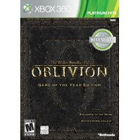 The Elder Scrolls IV: Oblivion: Game of the Year Edition (2007)